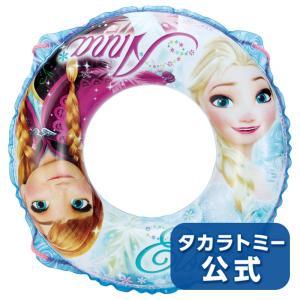 アナと雪の女王 うきわ 55cm disney_y ★夏本番!スイミンググッズ30%OFF!!【注文...