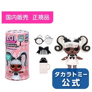 L.O.L. サプライズ! メイクオーバーシリーズ ヘアゴール【spp】|takaratomymall