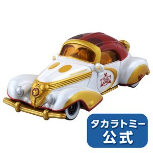 トミカショップオリジナル ディズニーモータース ドリームスターIII スペシャル39 ミッキーマウス takaratomymall