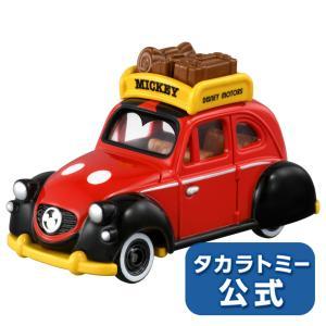 タカラトミーモールオリジナル ディズニーモータース ルントット ミッキーマウス|タカラトミーモールpaypayモール店