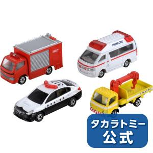 トミカ 緊急車両セット5|タカラトミーモールpaypayモール店