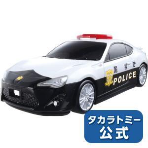 トミカワールド ビッグおかたづけパトカー トヨタ86|takaratomymall