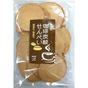 珈琲炭酸せんべい120g takaraya-inc