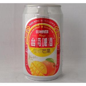 台湾マンゴービール 330ml/缶【中華料理に最適】台湾ビー...