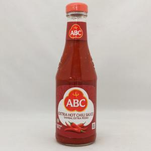 ABC サンバルエキストラペダス335ml/瓶 激辛口チリソ...