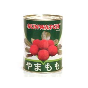 サンウォッチ 楊梅 山もも【山桃】565g/缶詰