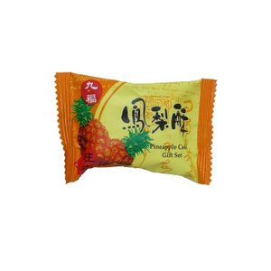 パイナップルジャムのほど良い酸味と甘みが絶妙のおいしさ、台湾の代表的な菓子です。 おみやげにはパイナ...