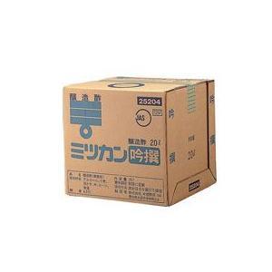 ミツカン酢 醸造酢 吟撰 20L (コック付き)/ケース日本製国産★業務用食品