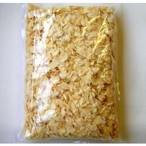 乾燥にんにく スライス 1kg 【ガーリックフレーク】中国産