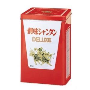 創味食品 創味シャンタンdx デラックス DX20kg 【高級中華スープの素】業務用食材日本製国産/缶詰