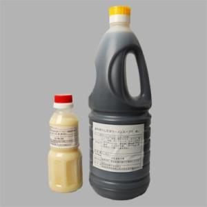 【業務用】焼干し正油ラーメンスープ 1.8L×1本・香味油270g付き 送料無料|takasago-mejya
