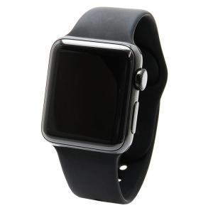 【Apple】【シリーズ2】アップル『Apple Watch Series2 38mm スペースブラック』MP4D2J/A ボーイズ ウェアラブル端末 1週間保証【中古】 takayama78