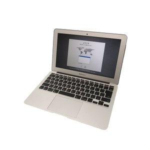 Apple アップル『MacBook Air 1700 11.6』MD223J A Mid 2012 64GB Mountain Lion ノートPC の商品画像