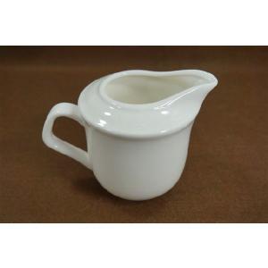 300cc カフェクリーマー (3人用) (ホワイト) (アウトレット) MILK POT  クリーマー/ミルクポット/コーヒーミルク入れ/  takayama