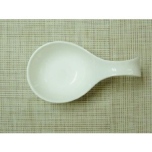 【高品質】 ホワイト 7インチ 手付き プチボウル ボウル/オシャレな食器 /パ ーティー アウトレット食器【パッケージ無し品】|takayama