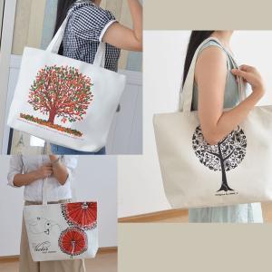 キャンバスエコバッグ トートバッグ エコバッグ コットン エコトートバッグ 厚手 買い物バッグ 大きい 送料無料|takayama|12