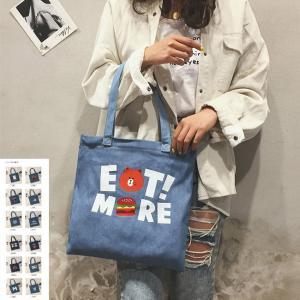 キャンバスエコバッグ |トートバッグ エコバッグ  厚手  生地 サブバッグ バッグ バック キャンバストートバッグ  コットン  エコトートバッグ 半額セール|takayama