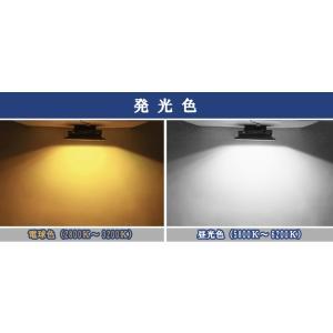 LED投光器 20W4台セット 3mコード プラグ付 200W相当 防水  屋外  LEDライト 作業灯 集魚灯 防犯 駐車場灯 看板照明  昼光色電球色 送料無料|takayama|06
