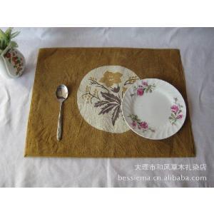 定形外可 日本製 ハンドメイド 和風楕円ランチマット 桜|takayama
