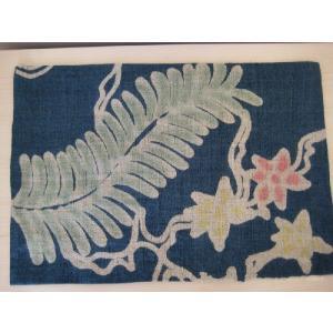 定形外可 日本製 ハンドメイド 和風 ランチマット 水藻|takayama