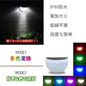 ソーラーライト ガーデンライト カラーライト 多彩 赤 緑 青 白 紫 多色 夜間自動点灯 LEDライト 屋外 室外  防水|takayama