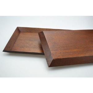 木製トレー 30cm×20cm×H1.5cm 1尺 ナチュラルスタックトレー トレイ/天然木/お膳/お茶/長角膳/再入荷 大人気|takayama|03