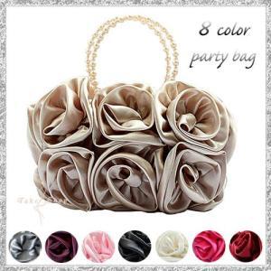 w016 パーティーバッグ カラー豊富 大き目 クラッチバッグ パーティバッグ 二次会 BAG フォーマル パーティーお呼ばれ チェーン付あすつく|take-shop