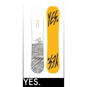 【17モデル】YES THE PUBLIC イエス スノーボード 151cm|take88
