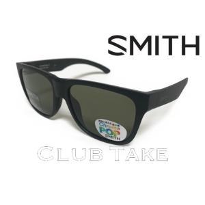 SMITH Lowdown 2 クロマポップ 偏光レンズ Matte Black CP-Polar Gray Green スミス 日本正規品|take88