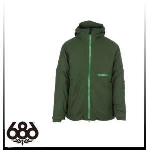 ハイエンドモデル【SALE】【686】シックスエイトシックス AUTH Smarty Network Jacket  GREEN ジャケットメンズ|take88
