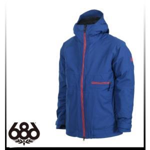ハイエンドモデル【SALE】【686】シックスエイトシックス AUTH Smarty Network Jacket  INDIGO ジャケットメンズ|take88