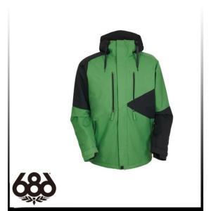 【SALE】【686】シックスエイトシックス  Arcade Insu Jacket GREEN  ジャケットメンズ|take88