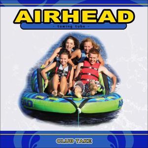 AIRHEAD 4人乗り SWITCH BACK スイッチバック ウォータートーイ/バナナボート  AHSB-4 take88