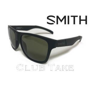 SMITH Lowdown XL クロマポップ 偏光レンズ Matte Black CP-Polar Gray Green  スミス 日本正規品|take88