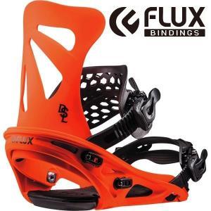 【18-19】FLUX DSL NEON ORANGE フラックス ビンディング メンズ|take88