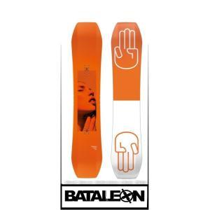 18-19 BATALEON バタレオン WALLIE 151 ウォーリー スノーボード 板 メンズ 日本正規品 take88