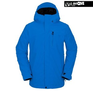 【20-21】VOLCOM L GORE-TEX JACKET CYAN BLUE  ボルコム スノーボードウェア メンズ G0651904|take88