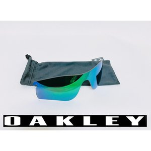 OAKLEY RADARLOCK PATH レーダーロックパス用 Prizm Jade 交換用レンズ 9181/2738 take88