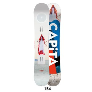 【20-21】CAPITA SNOWBOARD DEFENDERS OF AWESOME DOA キャピタ ディーオーエー 154cm|take88