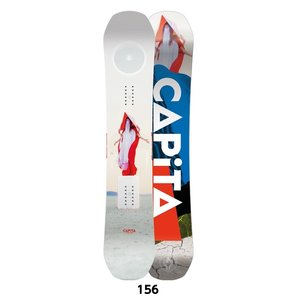 【20-21】CAPITA SNOWBOARD DEFENDERS OF AWESOME DOA キャピタ ディーオーエー 156cm|take88