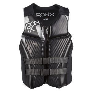 2016 RONIX ロニックス covert cga wakeboard vest BLACK ウェイクボード ベスト ライフジャケット|take88