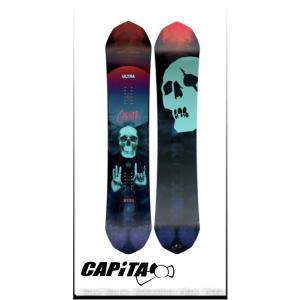 【17-18】CAPITA キャピタ ULTRAFEAR スノーボード 149cm|take88