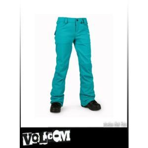 【16-17】VOLCOM ボルコム SPECIES STRETCH PNT TEL スノーボードパンツ  レディース H1351703 take88