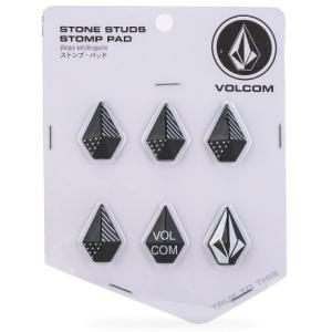 【ボルコム】VOLCOM STONE STUDS STOMP PAD スノーボード デッキパッド BLACK K6752000|take88