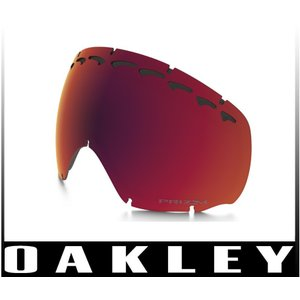 【OAKLEY】オークリー CROWBAR クロウバー 交換レンズ スペアレンズ PRIZM TORCH IRIDIUM 101-246-003 プリズム 『2営業日以内に発送します!!』|take88