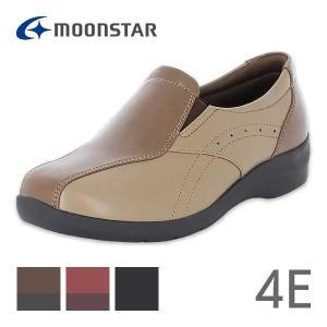 介護用シューズ 介護用品 介護靴 高齢者 女性用 室外用 4E ムーンスター EVE196|takecare-delivery