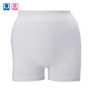 介護用衣料-失禁パンツ フィットパンツホワイト S〜LL 男女兼用 takecare-delivery