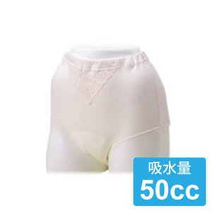 介護用衣料-失禁パンツ 安心腰ゴムショーツ 3L 婦人用 H435 takecare-delivery