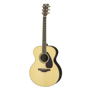 YAMAHA ヤマハ アコースティックギター LJ6 ARE  【ライトケース付!】