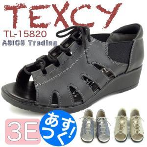 アシックス商事のレディースカジュアルシューズです。   ブランド名:TEXCY(テクシー)   メー...